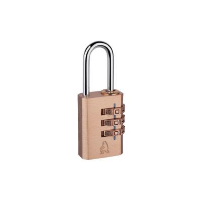Kłódka walizkowa Yeti (KZL190Y)