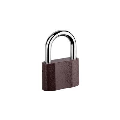 Kłódka żeliwna, zasuwkowa System jednego klucza LOB KS40,50,60
