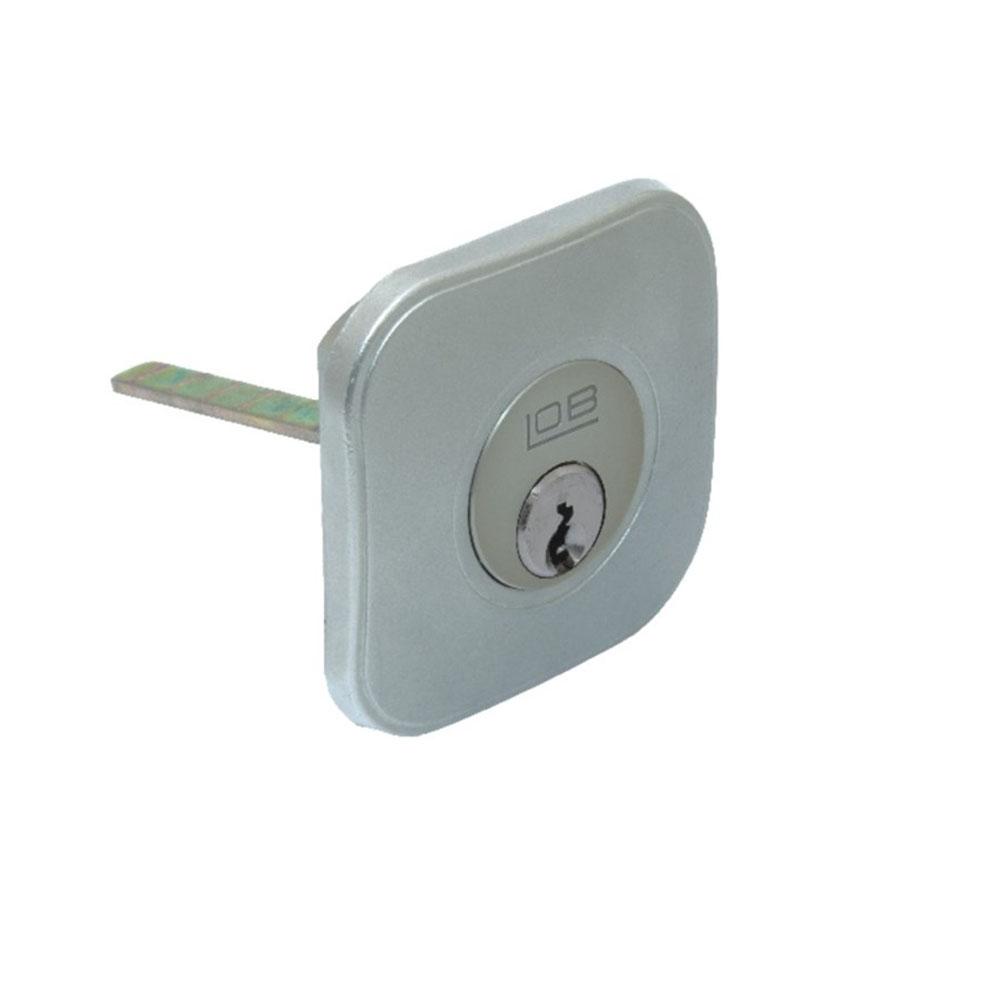 Wkładka do zamka wierzchniego CYKLOP  szyld kwadrat WT623