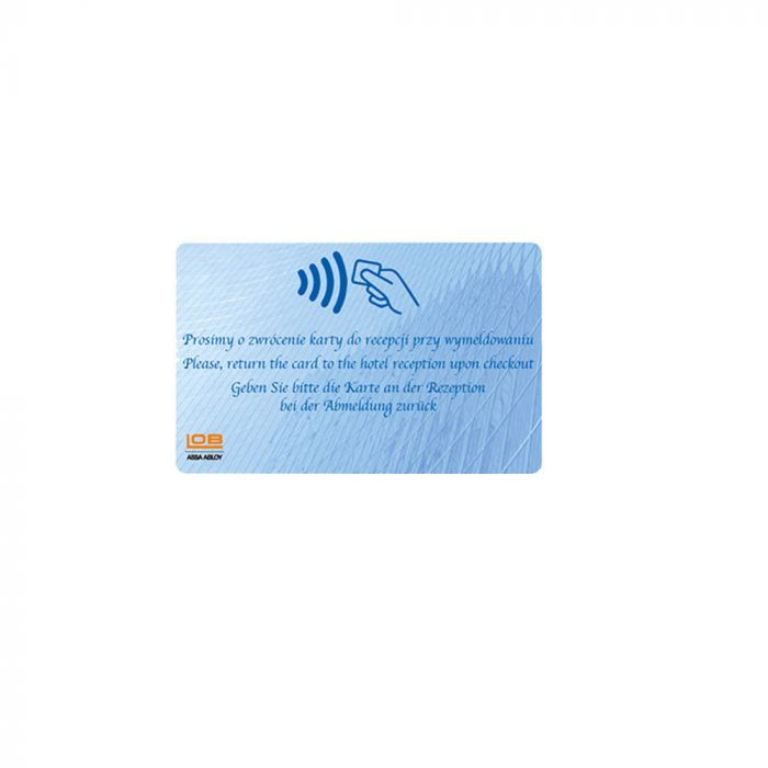 Karta zbliżeniowa LOB TEC